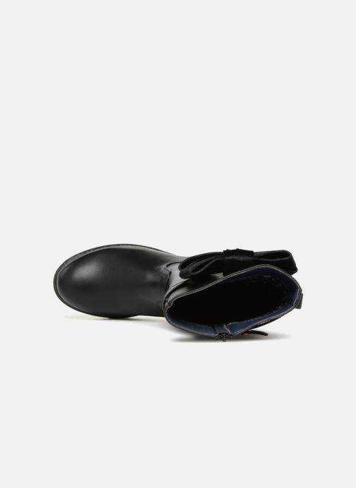 Stiefel Gioseppo 45853 schwarz ansicht von links