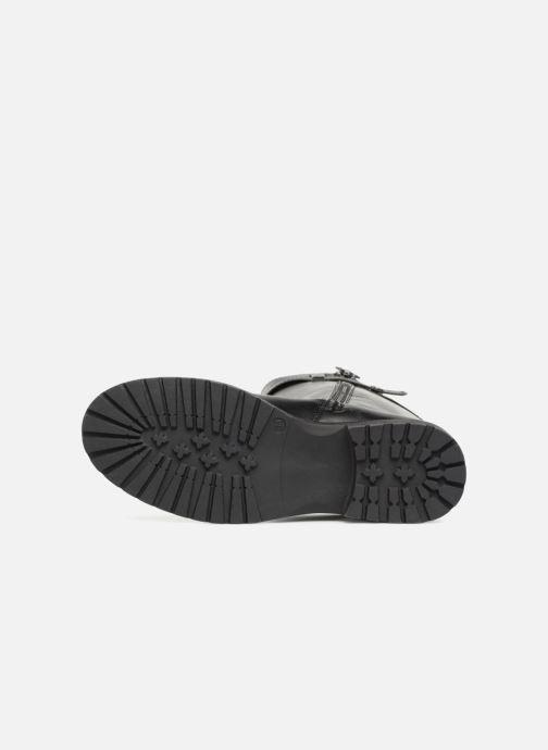 Stiefel Gioseppo 45853 schwarz ansicht von oben