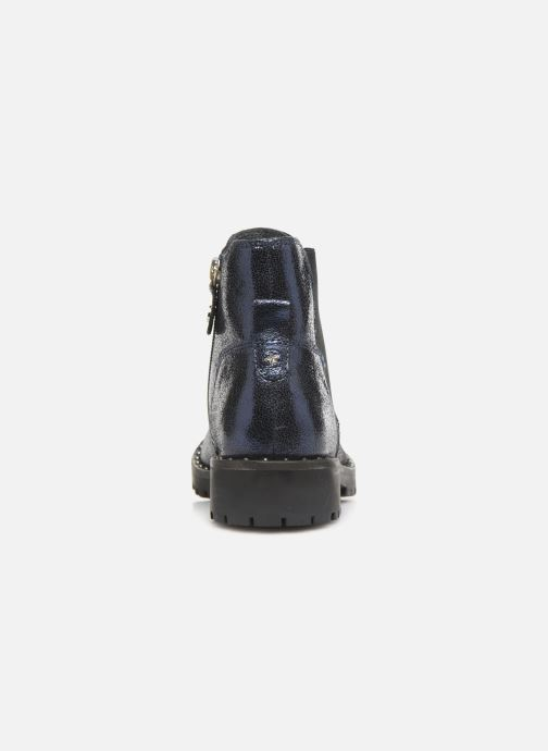 Bottines et boots Gioseppo 45885 Bleu vue droite