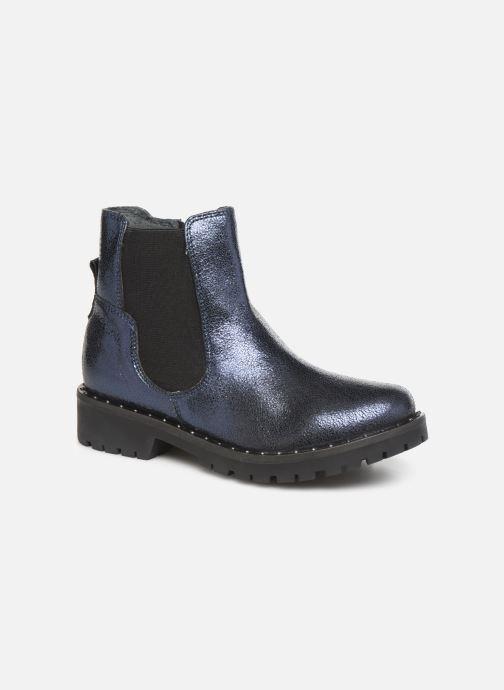 Bottines et boots Gioseppo 45885 Bleu vue détail/paire