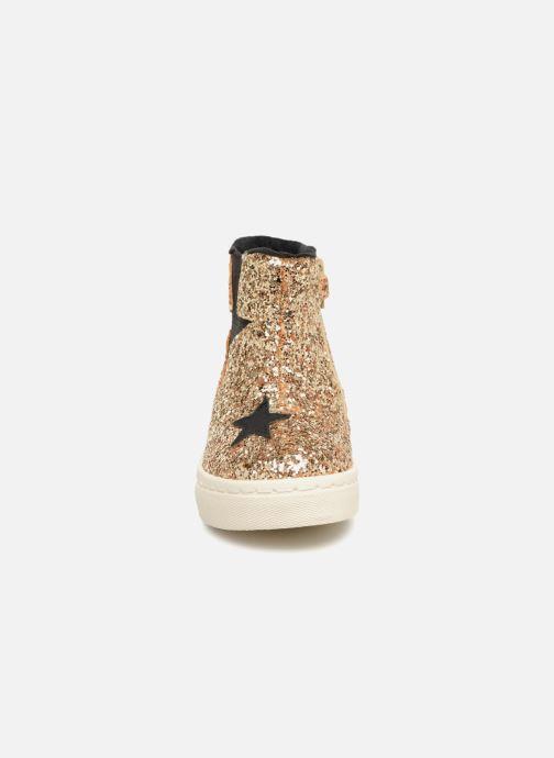 Boots en enkellaarsjes Gioseppo 45969 Goud en brons model