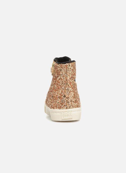 Boots en enkellaarsjes Gioseppo 45969 Goud en brons rechts