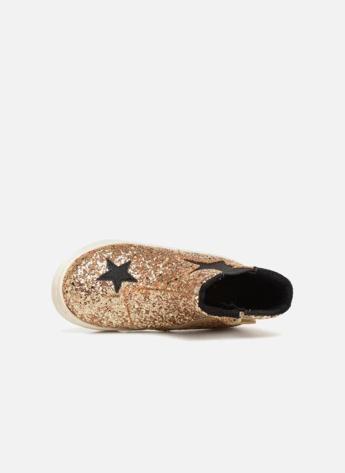 Boots en enkellaarsjes Gioseppo 45969 Goud en brons links