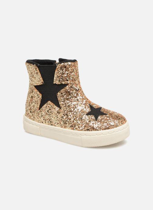 Boots en enkellaarsjes Gioseppo 45969 Goud en brons detail