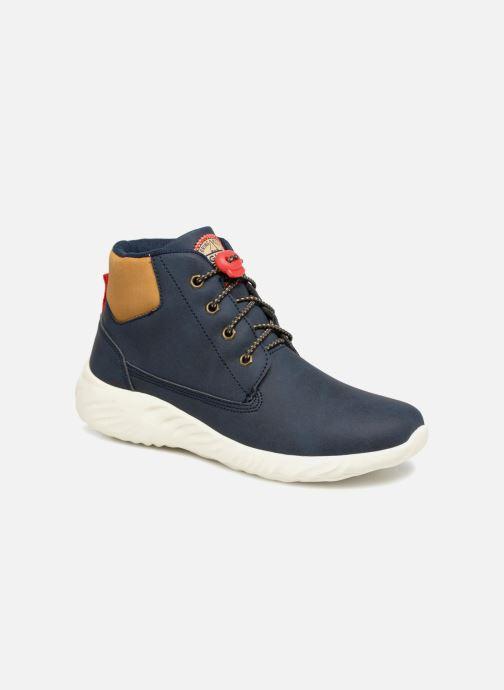 Ankelstøvler Gioseppo 46368 Blå detaljeret billede af skoene