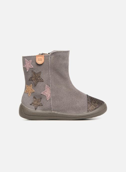Ankle boots Gioseppo 46664 Grey back view