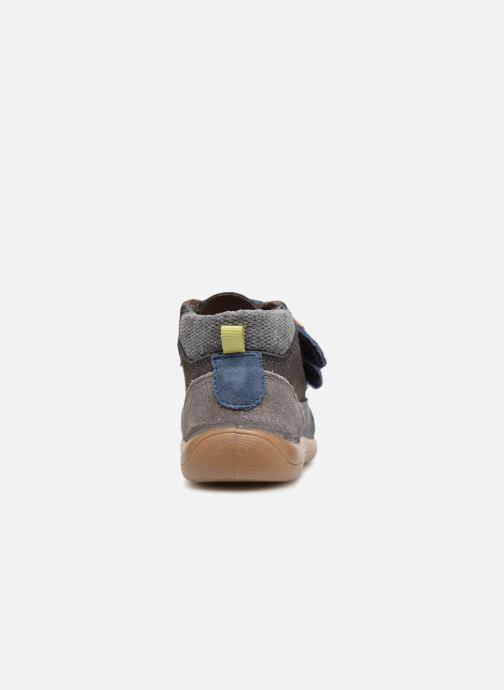 Boots en enkellaarsjes Gioseppo 46719 Grijs rechts