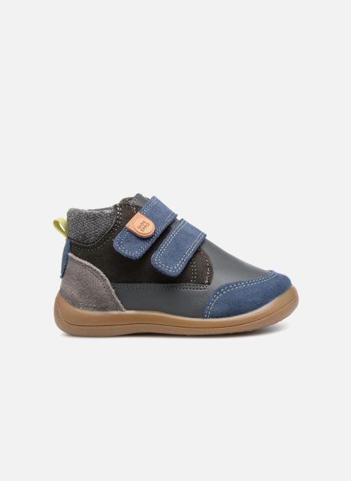 Boots en enkellaarsjes Gioseppo 46719 Grijs achterkant