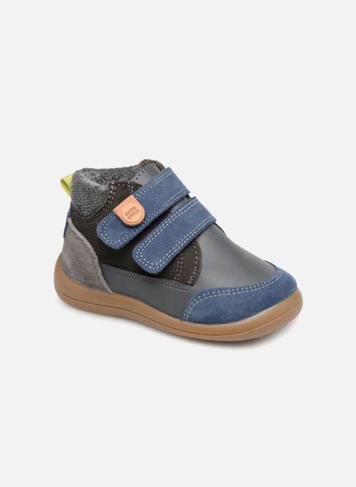 Boots en enkellaarsjes Gioseppo 46719 Grijs detail