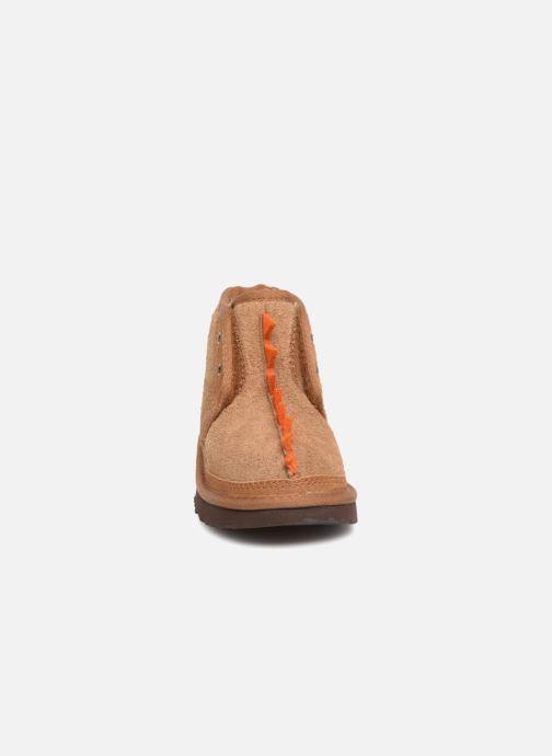 Bottines et boots UGG Dydo Neume II K Marron vue portées chaussures