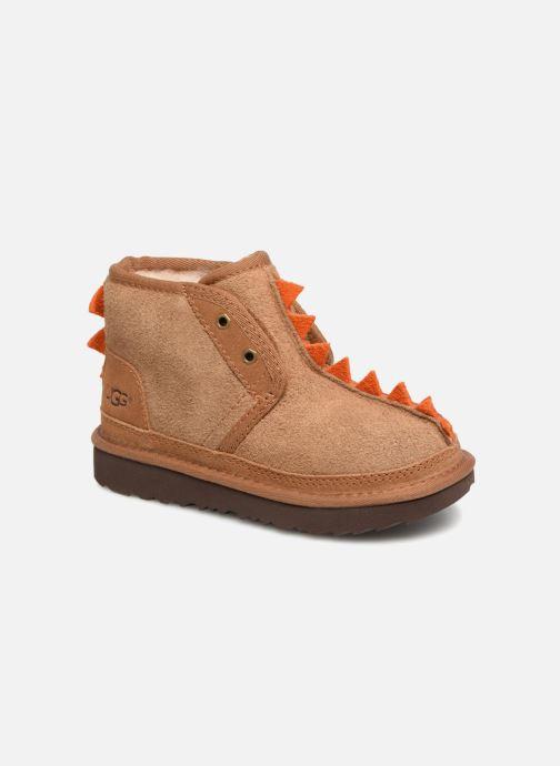 Bottines et boots UGG Dydo Neume II K Marron vue détail/paire