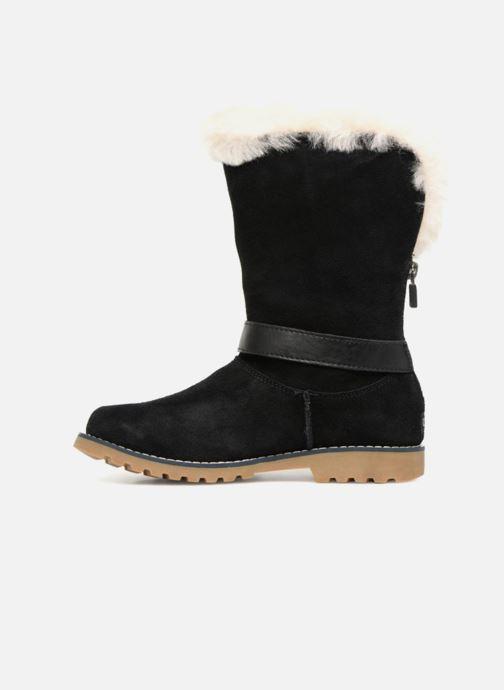 Stiefel UGG Nessa K schwarz ansicht von vorne