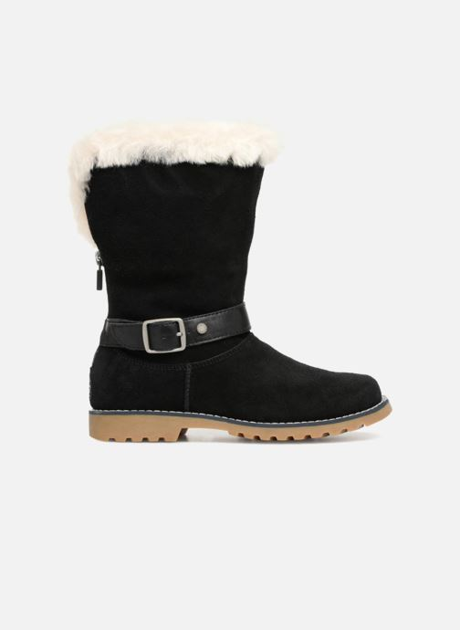 Laarzen UGG Nessa K Zwart achterkant