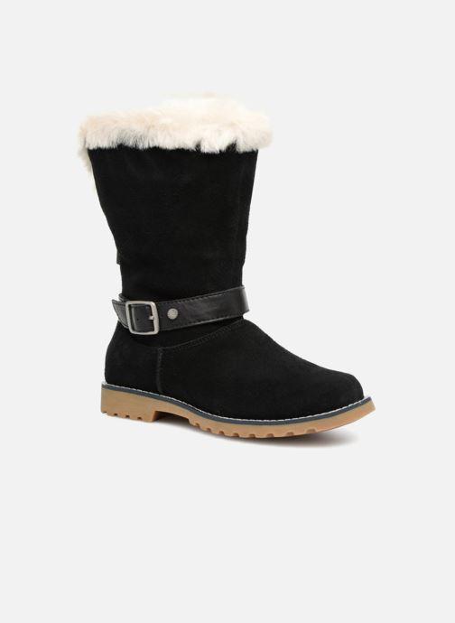 Stiefel UGG Nessa K schwarz detaillierte ansicht/modell