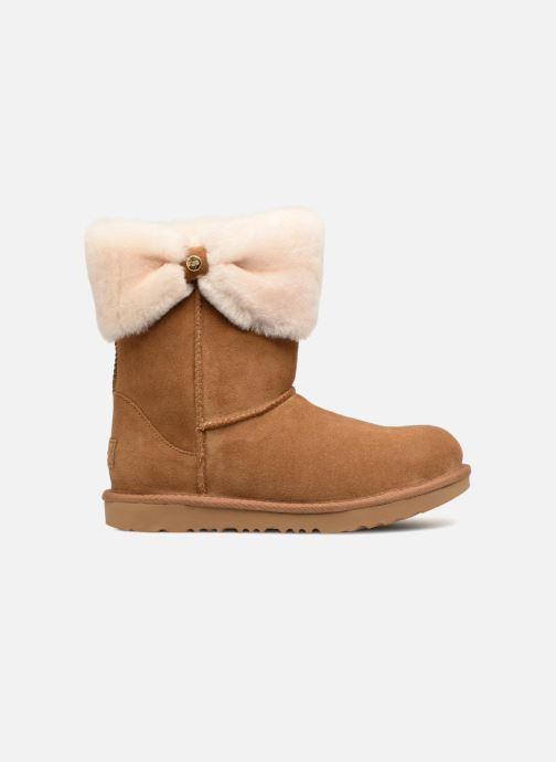 Stiefeletten & Boots UGG Ramona Classic Short II K braun ansicht von hinten