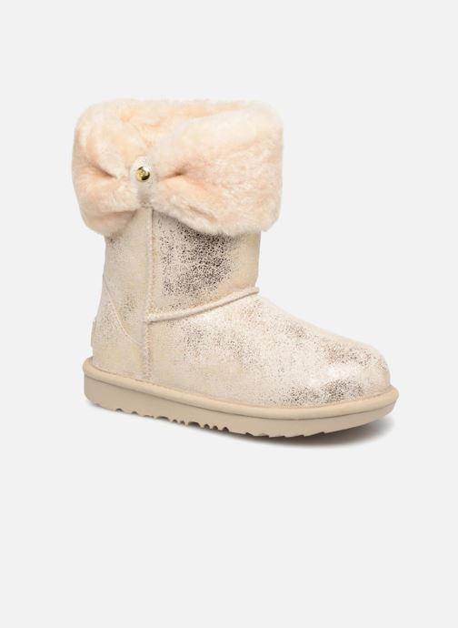 Boots en enkellaarsjes UGG Ramona Classic Short II K Goud en brons detail