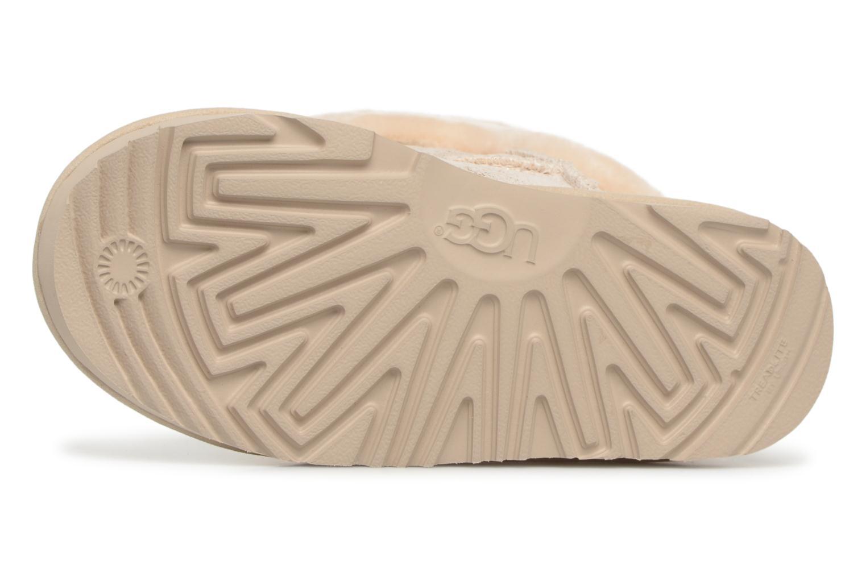 Bottines et boots UGG Ramona Classic Short II K Or et bronze vue haut