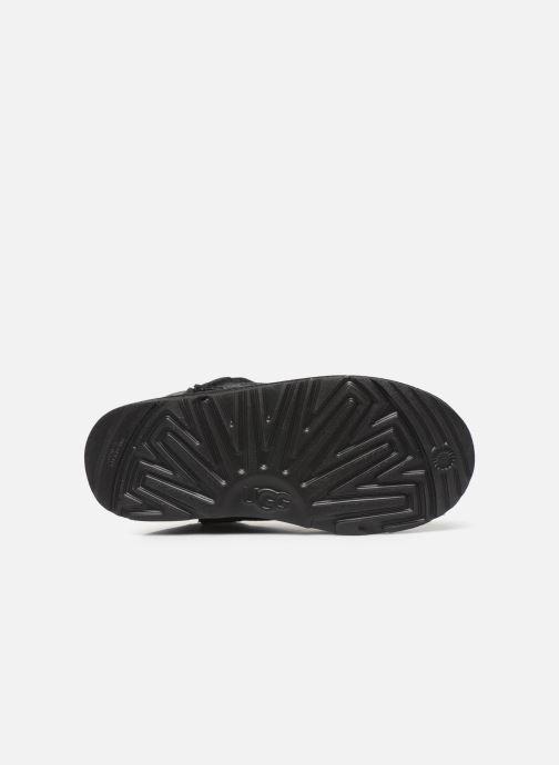 Boots en enkellaarsjes UGG Kids' Classic Short II Glitter Zwart boven