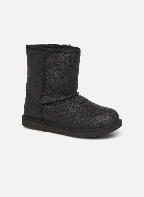 Boots en enkellaarsjes UGG Kids' Classic Short II Glitter Zwart detail