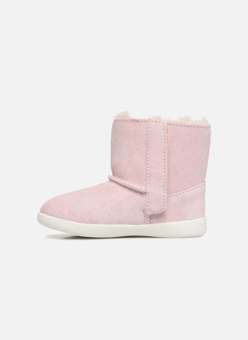 Stiefeletten & Boots UGG Keelan K rosa ansicht von vorne