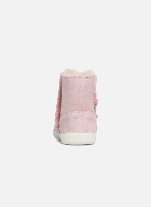 Stiefeletten & Boots UGG Keelan K rosa ansicht von rechts