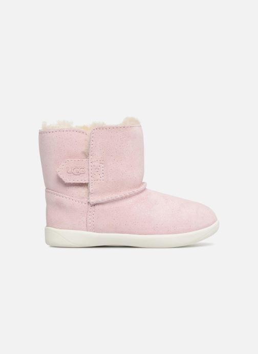 Stiefeletten & Boots UGG Keelan K rosa ansicht von hinten