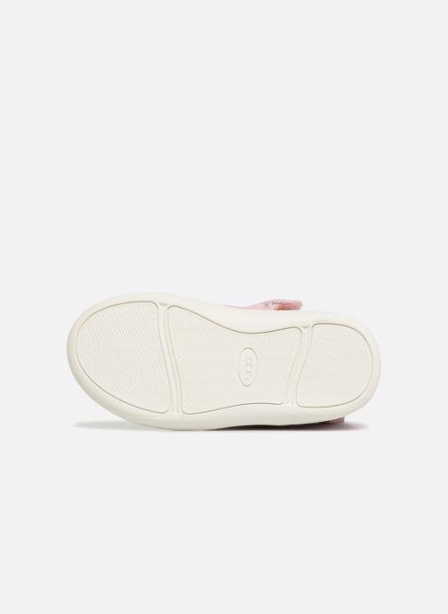 Boots en enkellaarsjes UGG Keelan K Roze boven