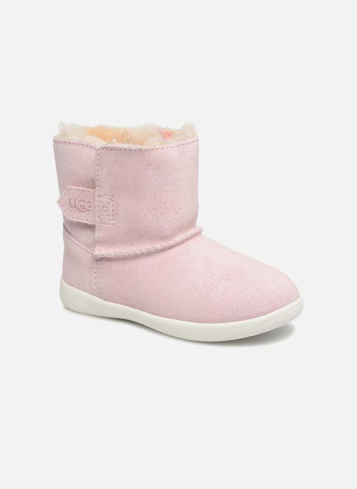 Boots en enkellaarsjes UGG Keelan K Roze detail