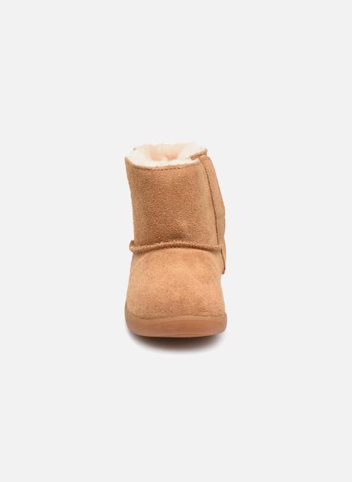 Bottines et boots UGG Keelan K Marron vue portées chaussures