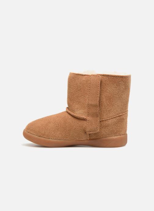 Bottines et boots UGG Keelan K Marron vue face