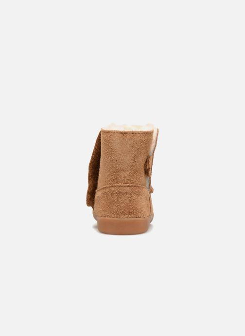 Ankle boots UGG Keelan K Brown view from the right
