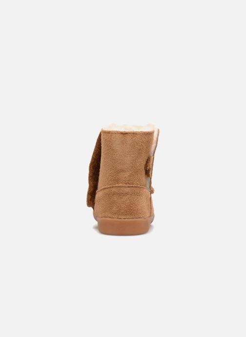 Bottines et boots UGG Keelan K Marron vue droite