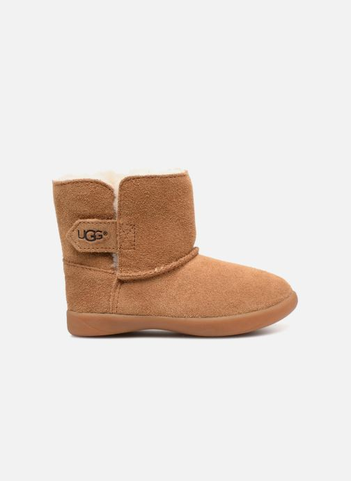 Ankle boots UGG Keelan K Brown back view