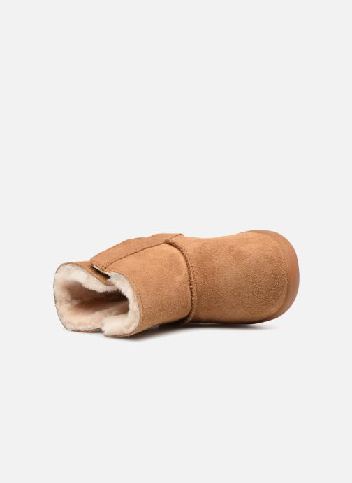 Ankle boots UGG Keelan K Brown view from the left