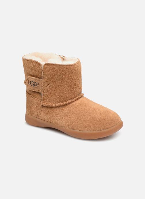 Bottines et boots UGG Keelan K Marron vue détail/paire