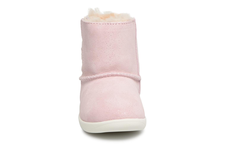 Bottines et boots UGG Keelan K Rose vue portées chaussures