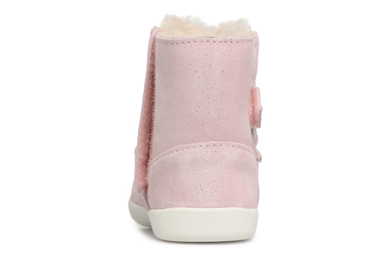 Bottines et boots UGG Keelan K Rose vue droite