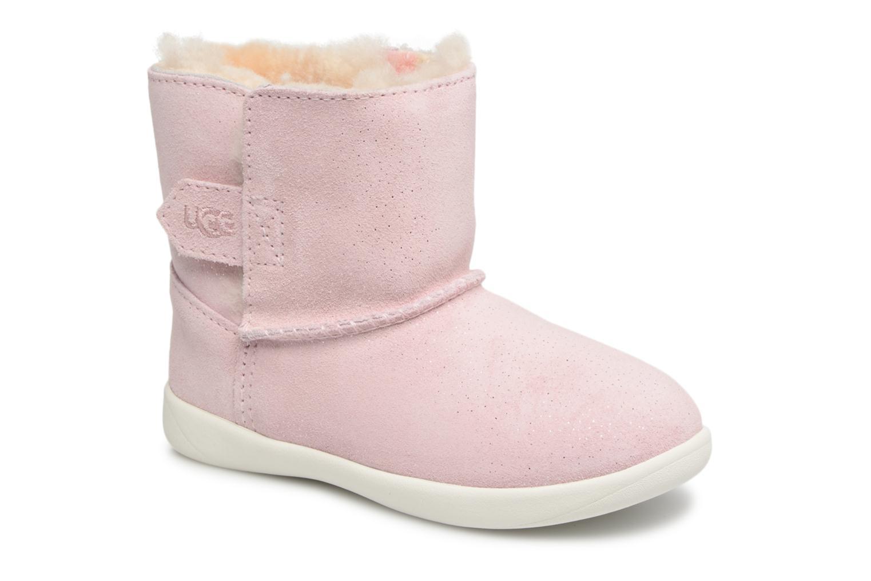 Bottines et boots UGG Keelan K Rose vue détail/paire