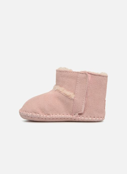 Chaussons UGG Lemmy II K Rose vue face