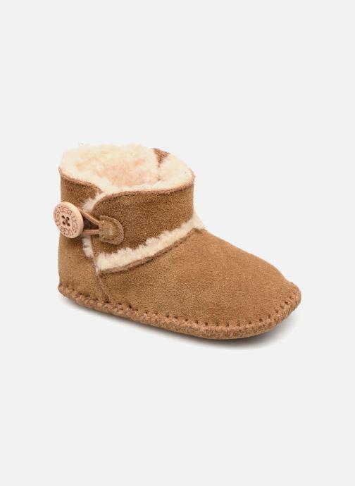 Pantofole UGG Lemmy II K Marrone vedi dettaglio/paio