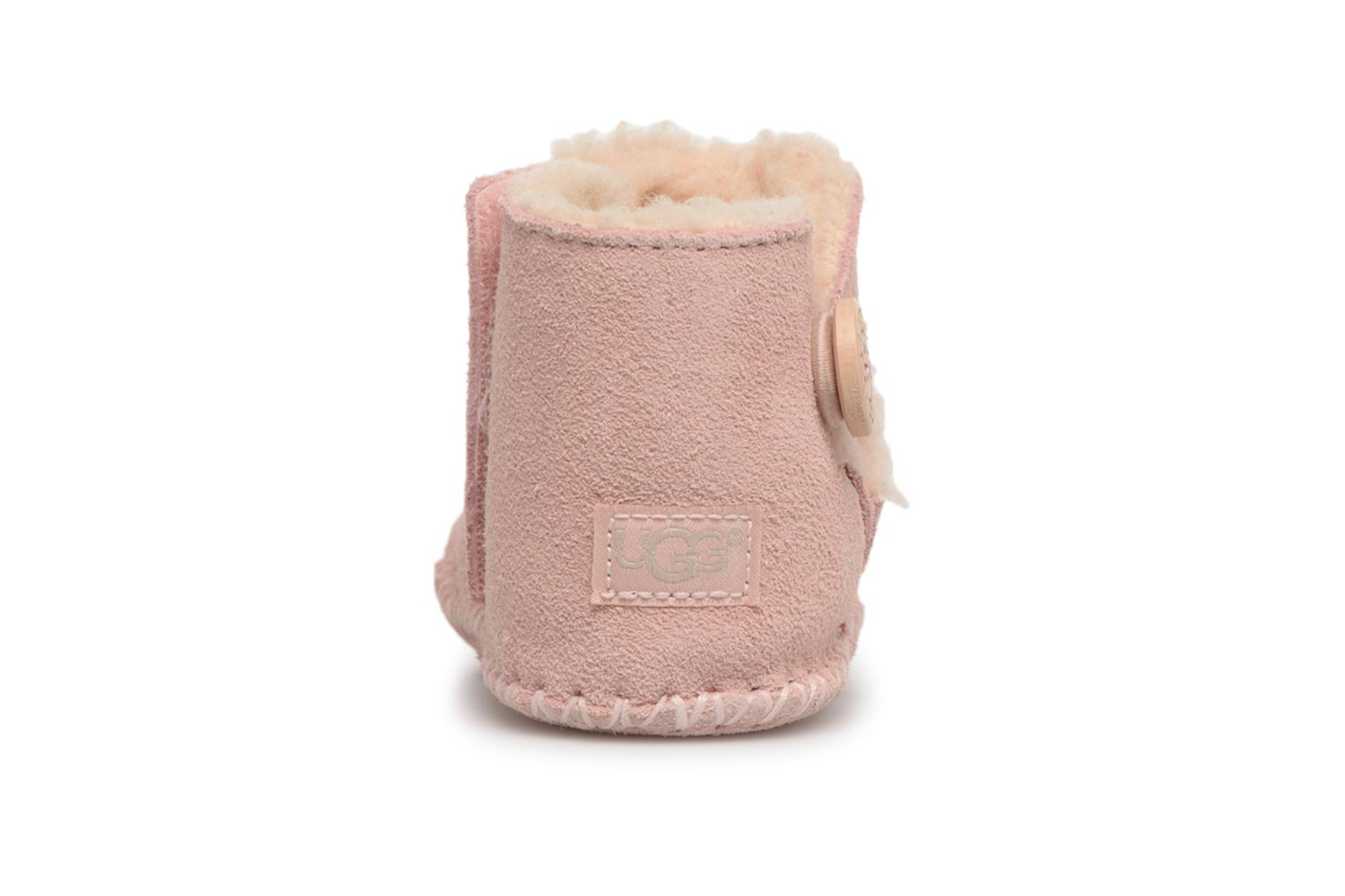 Chaussons UGG Lemmy II K Rose vue droite