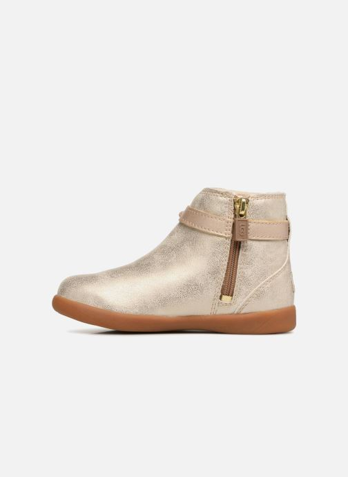 Bottines et boots UGG Libbie K Or et bronze vue face