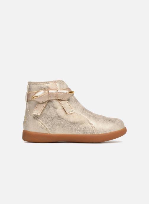 Boots en enkellaarsjes UGG Libbie K Goud en brons achterkant