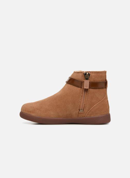 Boots en enkellaarsjes UGG Libbie K Bruin voorkant