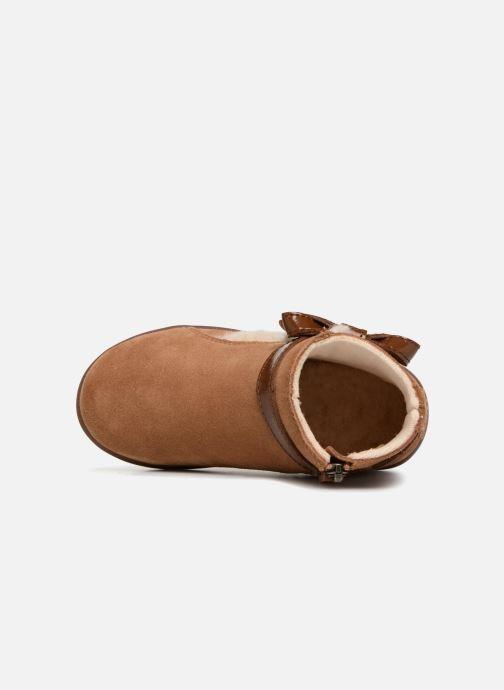 Bottines et boots UGG Libbie K Marron vue gauche
