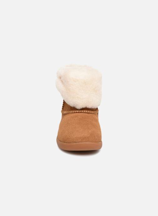 Stiefeletten & Boots UGG Ramona K braun schuhe getragen