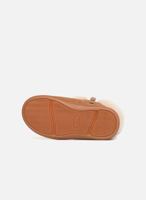 Stiefeletten & Boots UGG Ramona K braun ansicht von oben