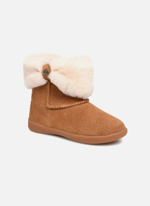 Bottines et boots UGG Ramona K Marron vue détail/paire