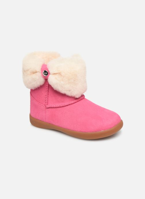 Bottines et boots UGG Ramona K Rose vue détail/paire