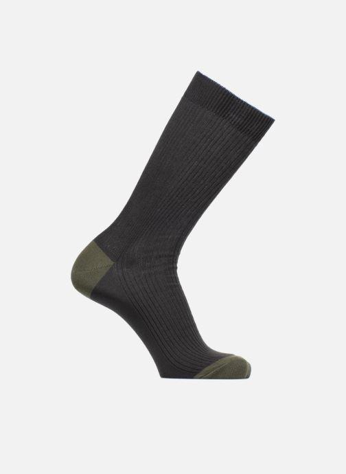 7444a57a53674 Socks & tights BLEUFORÊT Chaussette Coton Cote Color Grey detailed view/  Pair view